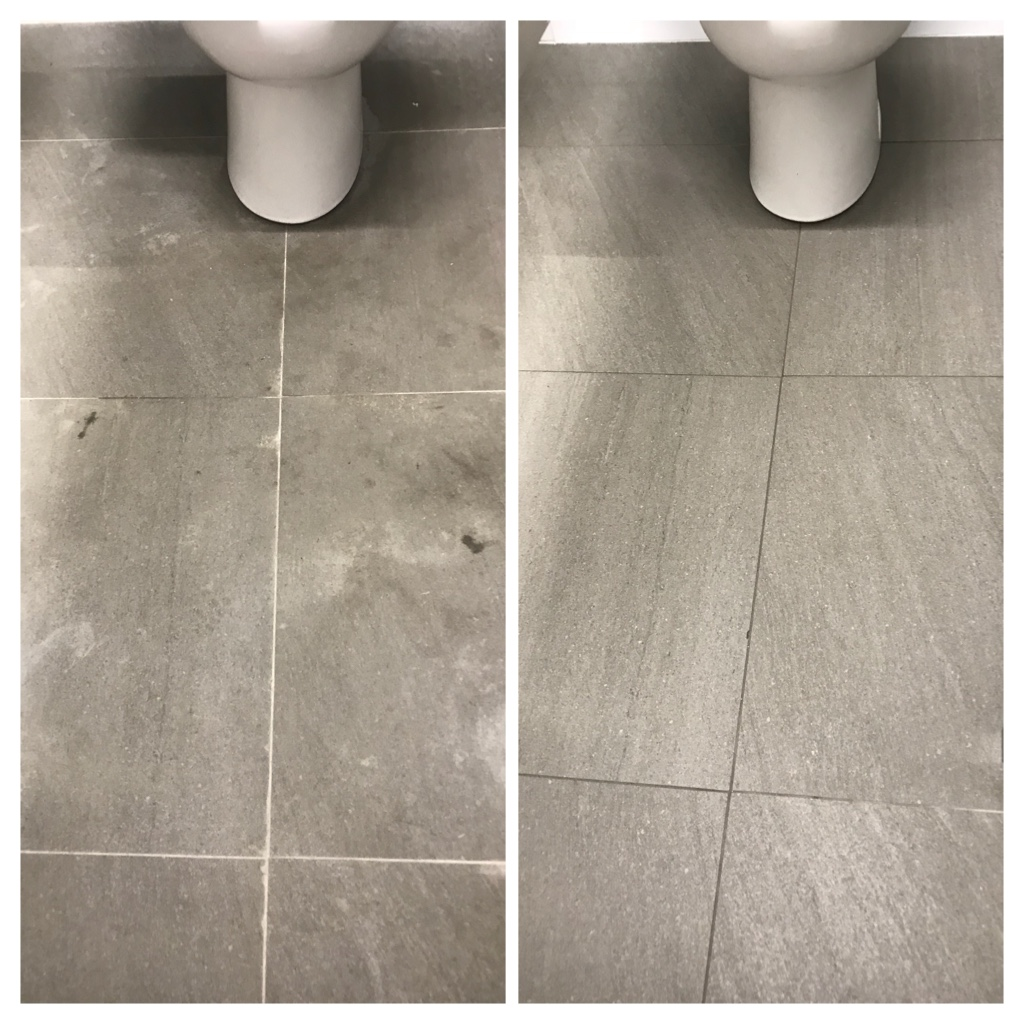 Tile restoration & Sealing Toronto