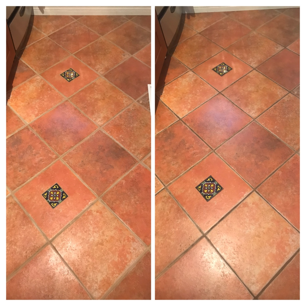 Toronto floor tile cleaning - TilesRus