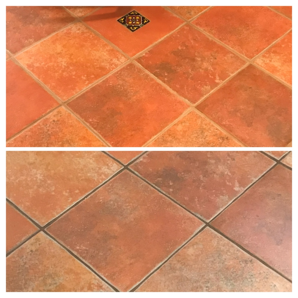 Ceramic Tile and grout restoration Toronto - TilesRus