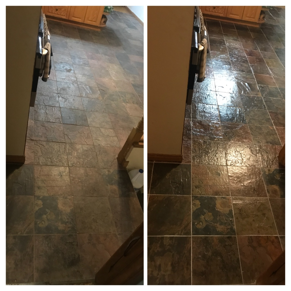 Tile & grout restoration Hamilton