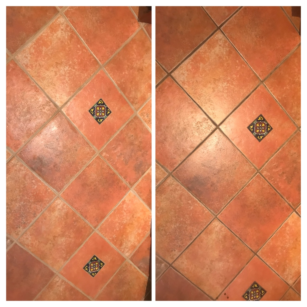 Ceramic floor tile cleaning Toronto - TilesRus