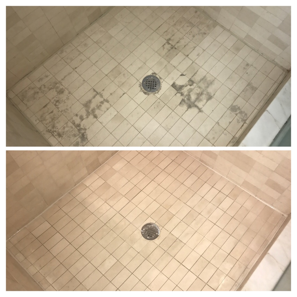 Shower tile cleaning Toronto