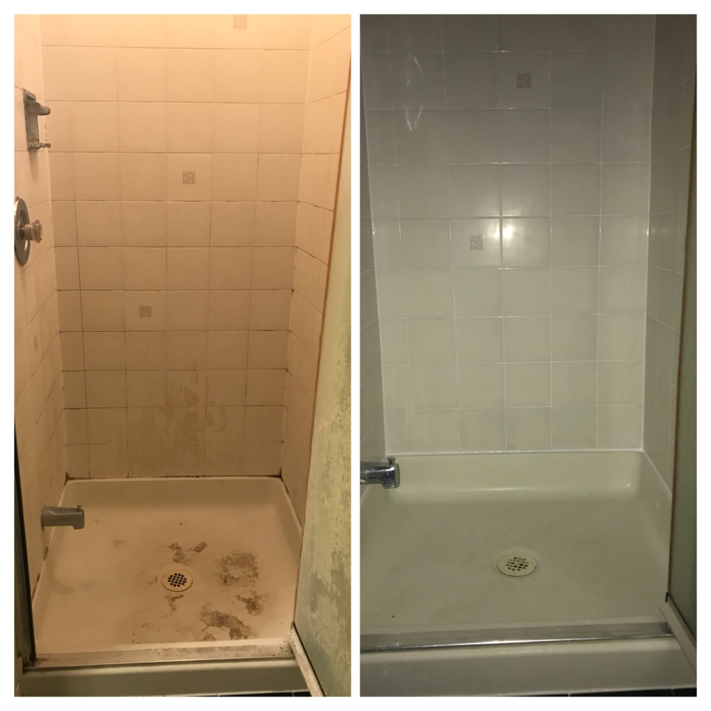 Tile and grout mold cleaning Toronto